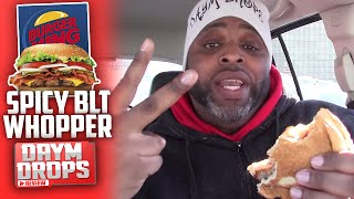 Burger King Spicy Blt Whopper