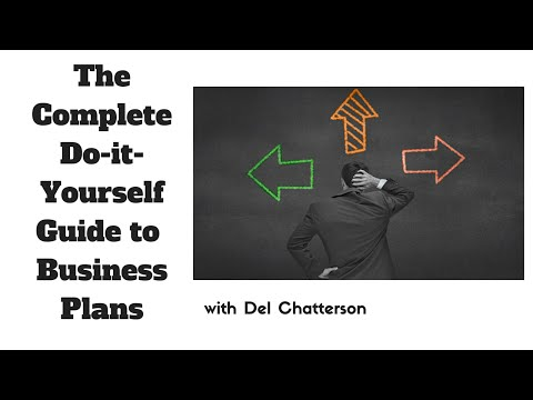 The Complete Do it Yourself Guide to Business Plans