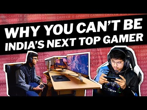 Why YouTube Gaming Career In India Is A BAD IDEA!!! 🎮 | How To Be The Next TOP Indian Gamer 👾