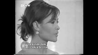 SHOW TV MART 1999 Hülya Avşar'dan Sibel Can'a Destek