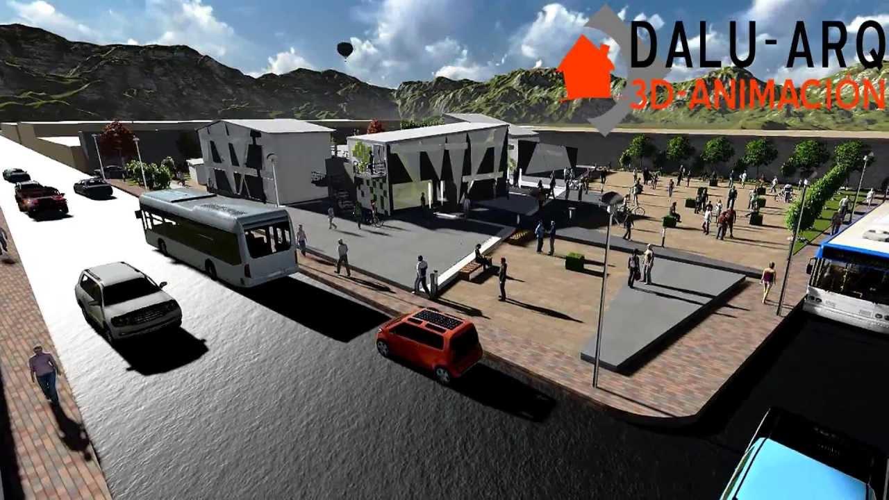 Recorrido virtual centro de desarrollo comunitario ver Arquitectura de desarrollo