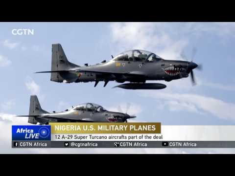 U.S. deal to sell war planes to Nigeria still needs Congress approval