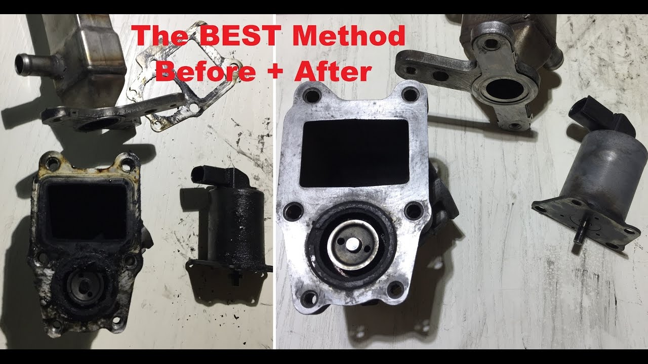 Volvo 850 Egr Valve Clean The Best Way To Your Or All Filthy Engine Components 1280x720