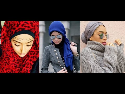 [VIDEO] - Winter Hijab Outfits   Winter Hijab Style 2019 3