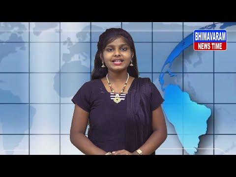Bhimavaram News Time Bulten || 28-10-2020