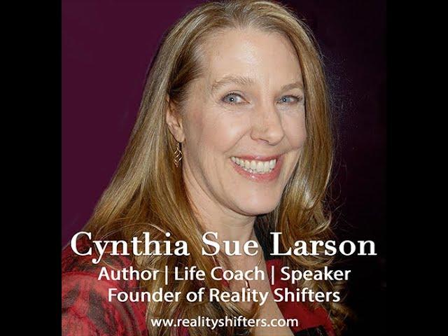 Cynthia Sue Larson's 10 Best Spiritual Books - Sandie Sedgbeer's No BS Spiritual Book Club