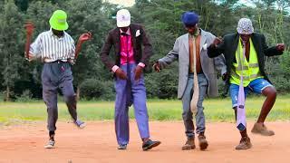 HAKUNA MUNGU KAMA WEWE YAWE -cheki machalii wa R chuga dance
