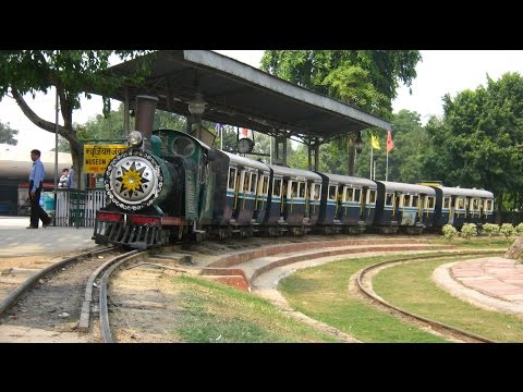 Toy Train | National Rail Museum Delhi