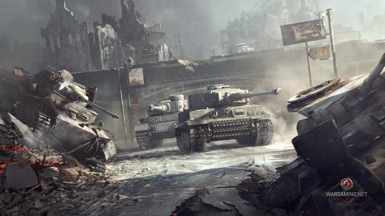 W.tiger World Of Tanks World of Tanks: The Ti...