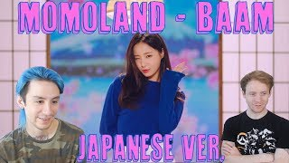 Momoland - BAAM! [Japanese Version Reaction]