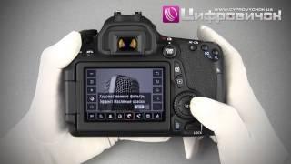 Видеообзор Canon EOS 70D