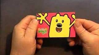 Wow Wow Wubbzy Flip Book