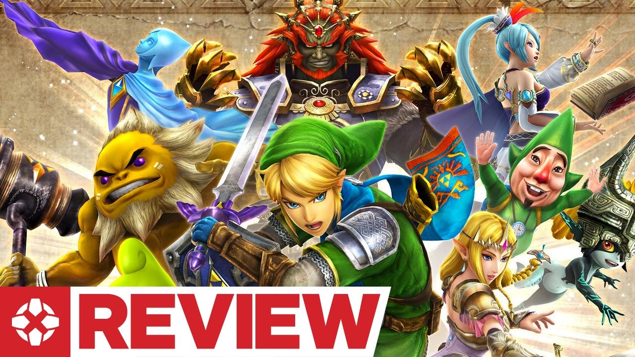 Hyrule Warriors Legends Review Youtube