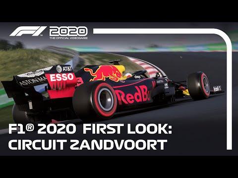 F1® 2020 First Look | Circuit Zandvoort