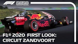 F1® 2020 First Look   Circuit Zandvoort