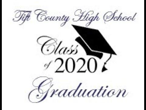 Tift County High School Graduation 2020
