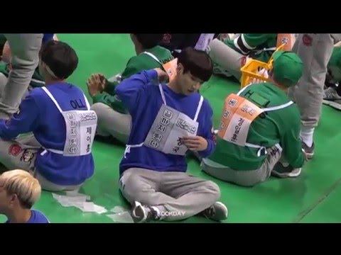 160118 IDOL SPORTS MEETING JUNGKOOK