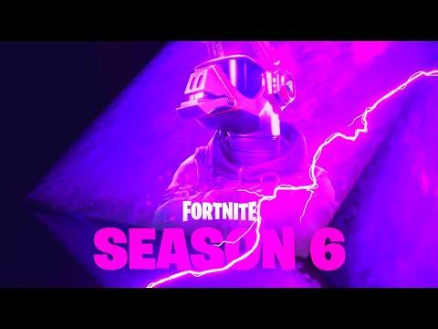 Fortnite Season 6 Official Teaser Season 6 Teaser Update 1