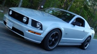 supercharged 2006 mustang review just as good as a 5 0
