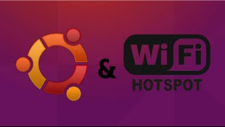 How To Create a wireless hotspot on Ubuntu