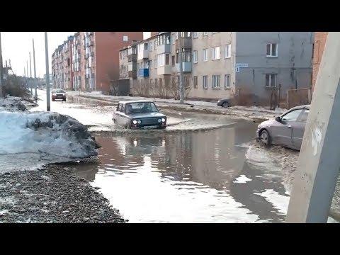 """""""Будни"""" (новости, 05.03.19г., Бийское телевидение)"""