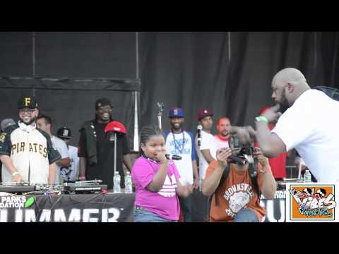 Sean Price Performs At Duck Down BBQ