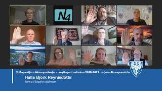 Fundur bæjarstjórnar 6. október 2020