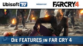 Die Features in Far Cry 4 [E3 2014] | Ubisoft [DE]