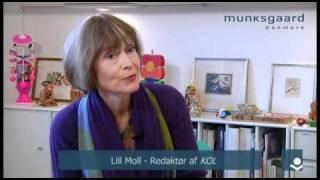 Munksgaard Danmark præsenterer: KOL - sygdom, behandling og organisation