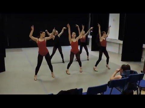 Millennium Performing Arts College London,  Easter School 2016 - Hot Honey Rag