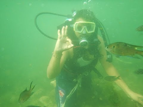 Scuba Diving in Tarkarli(India)   Bucket List   Tried Something New