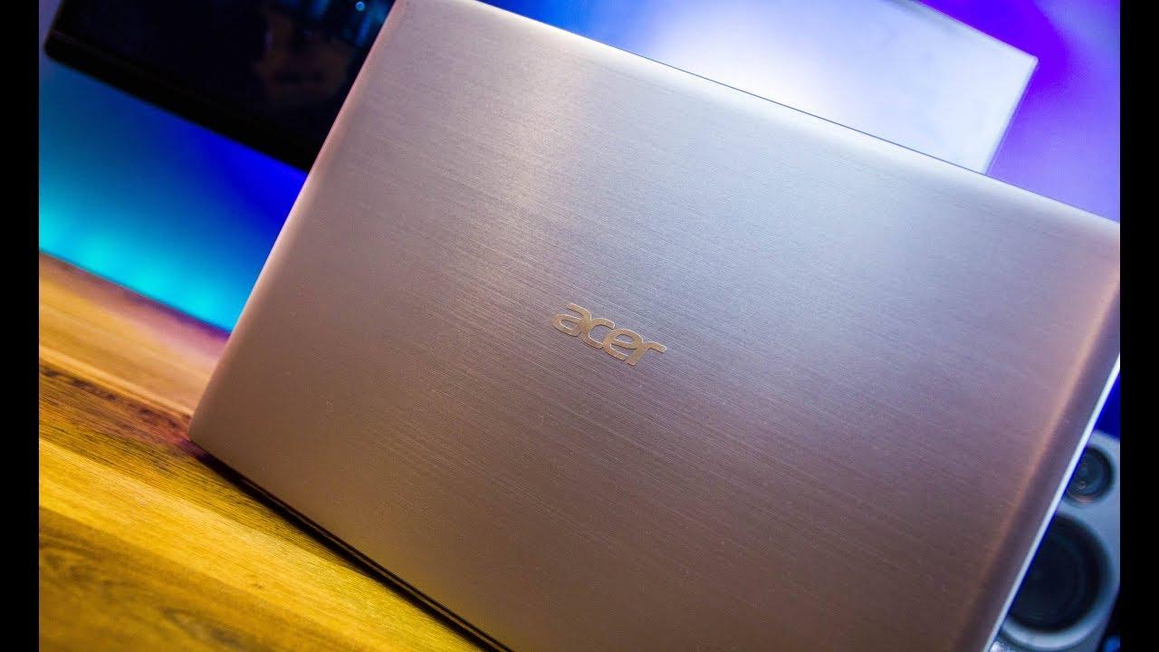 Видео обзор ультрабука Acer Aspire P3-171 - YouTube