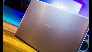 Acer Swift 3 Review: Best Gaming Ultrabook?