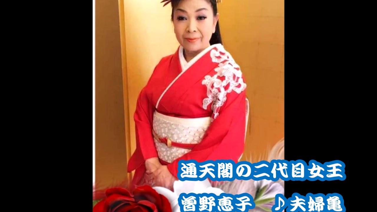 夫婦亀 曽野恵子 - YouTube