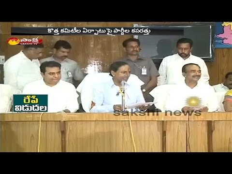 All Parties Worry on New District Committee Formation in Telangana