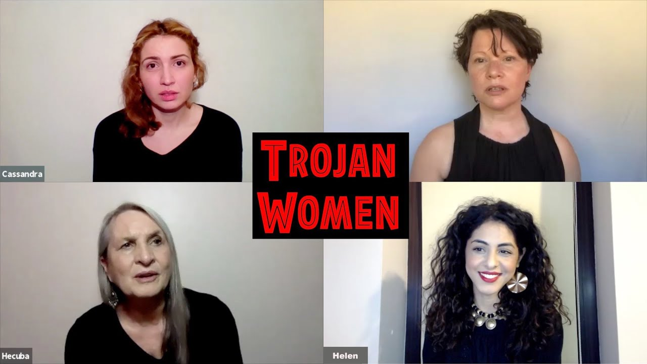 Download The Trojan Women by Euripides | A Virtual Performance