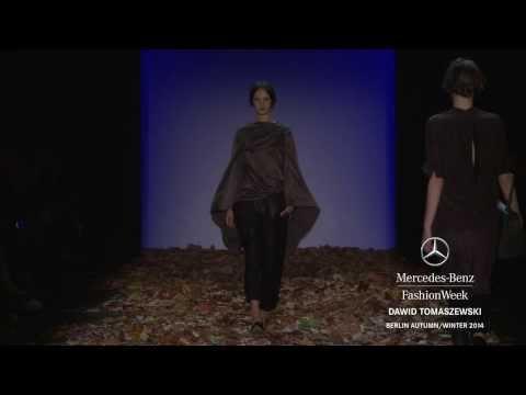 DAWID TOMASZEWSKI - Mercedes-Benz Fashion Week Berlin A/W 2014 Collections