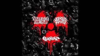 Rubufaso Mukufo/Nervous Impulse/Epicrise - Atomic Grind! 3-Way Split (2018) Full Album (Deathgrind)