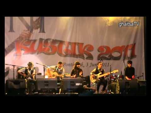 Ghaitsa band_Ae' Kapuas (Lagu Daerah Kota Pontianak).
