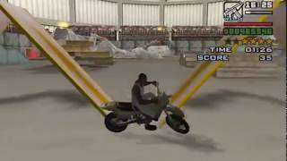 Starter Save - Part 66 - GTA San Andreas PC - complete walkthrough (all details) - achieving 13.37%