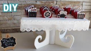 Como fazer Bandeja de Papelão estilo Provençal