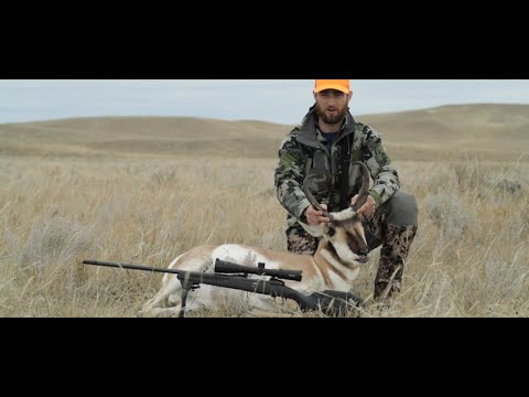 Traveling AccuFit: Public Land Pronghorn Hunt | Buffalo, WY