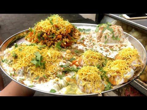 Chennai Super King Chaat | IPL Special Chaat | M S Dhoni's Fav CHAT | थाली चाट | CSK