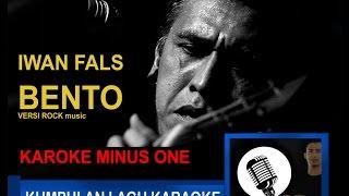 BENTO -Iwan fals karoke versi Rock n Roll(tanpa vocal) HD audio