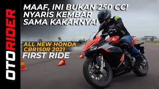 All New Honda CBR150R 2021 First Ride dan Review | OtoRider