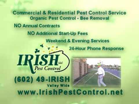 Irish Pest Control Surprise AZ