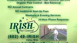 Irish Pest Control Surprise AZ