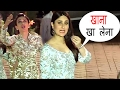 Kareena Karishma s Sweetest Act Of Kindness For Reporters At Randhir s Birthday Party 2017