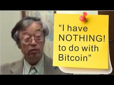 California Man Satoshi Nakamoto DENIES being the founder of Bitcoin Claims Writing Error