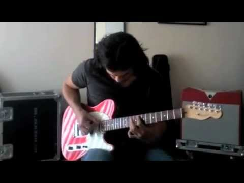 Fight On Guitar Cover Solo Finger-Style USC Fight Song